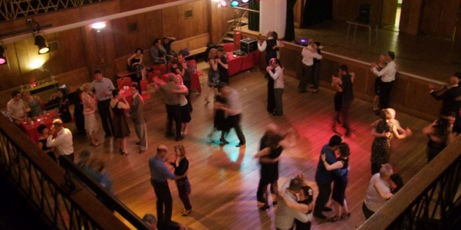 Argentin Tango friday at carablanca