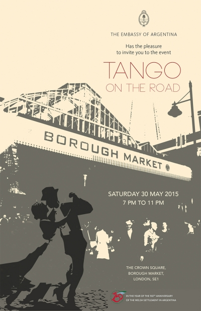 Tango on the road