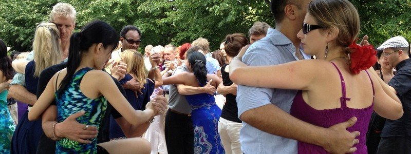 regent park argentine tango dance al fresco