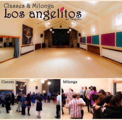 Los angelitos tango