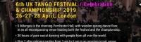 UK Tango Festival & Champion 2019